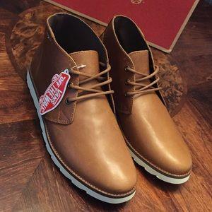 cfed653735b302 Vans Shoes - Vans Desert Chukka Leather Mens 10